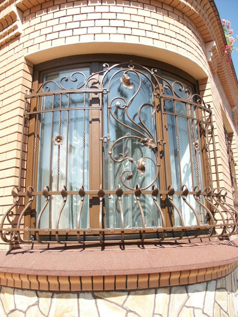 Решетки на окна Бородянка